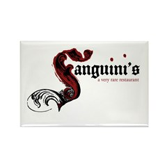 Sanguini's Rectangle Magnet
