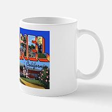 Carmel California Greetings Mug