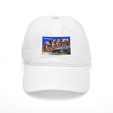 Carmel California Greetings Baseball Cap