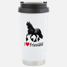 White Oak Stables Stainless Steel Travel Mug
