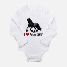 White Oak Stables Long Sleeve Infant Bodysuit