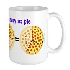 Large Fractions Mug