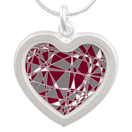 add on some heart with this pendant and chain only $69.99
