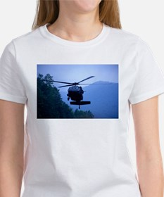 Army aviation blackhawk Tee