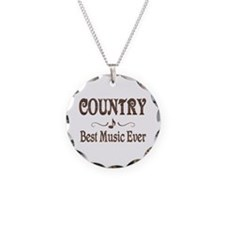 Country Best Music Necklace