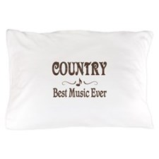 Country Best Music Pillow Case