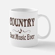 Country Best Music Mug