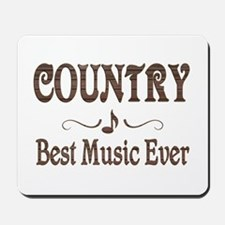 Country Best Music Mousepad