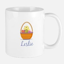 Easter Basket Leslie Mug