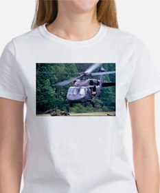 Cool Army aviation blackhawk Tee