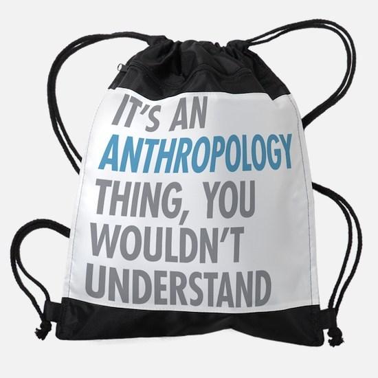 Anthropology Drawstring Bag