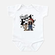 Pirate's Life Infant Creeper