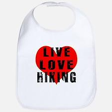 Live Love Hiking Bib