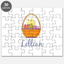 Easter Basket Lillian Puzzle