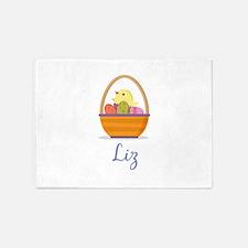 Easter Basket Liz 5'x7'Area Rug