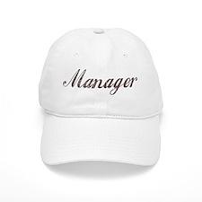 Vintage Manager Baseball Cap