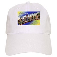 Chattanooga Tennessee Greetings Baseball Cap