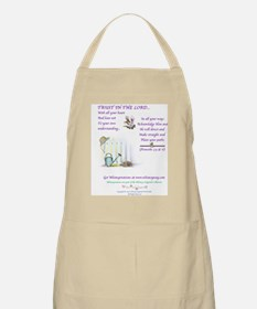 Trust In The Lord3 BBQ Apron