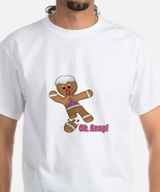 Oh Snap Gingerbread Cookie Shirt