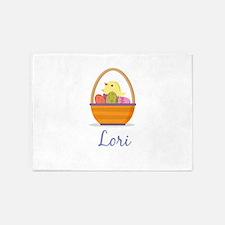 Easter Basket Lori 5'x7'Area Rug