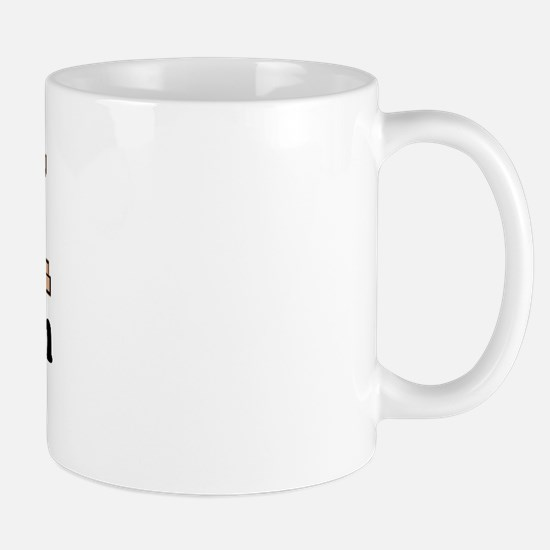 Jesus is the only protection Mug