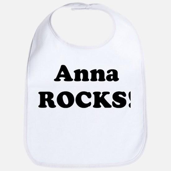 Anna Rocks! Bib