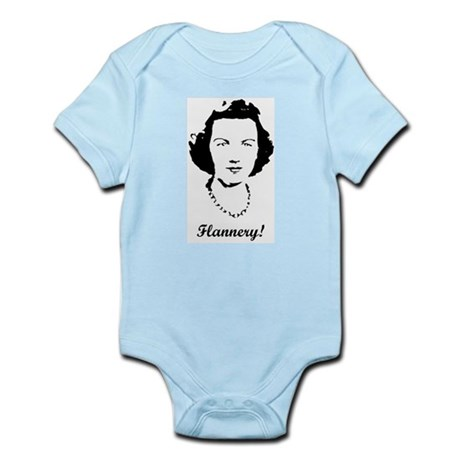 Flannery O'Connor Infant Bodysuit