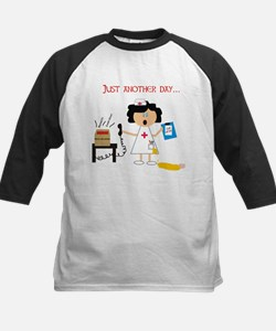 Stressed Out Nurse Tee