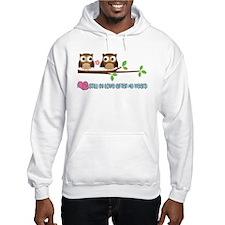 Owl 41st Anniversary Jumper Hoody