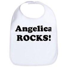 Angelica Rocks! Bib