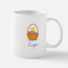 Easter Basket Lupe Mug