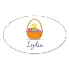 Easter Basket Lydia Decal