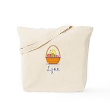 Easter Basket Lynn Tote Bag