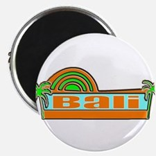 Cool Bali indonesia Magnet