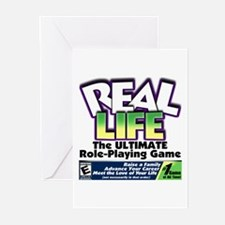 Real Life RPG Greeting Cards (Pk of 10)
