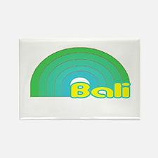 Bali Rectangle Magnet