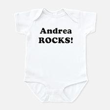 Andrea Rocks! Infant Bodysuit