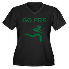 GO PRE Gr Transpare... Plus Size T-Shirt