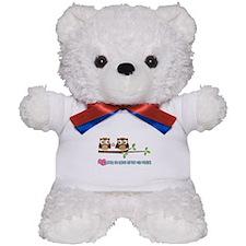 Owl 48th Anniversary Teddy Bear