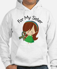 Autism For My Sister Hoodie