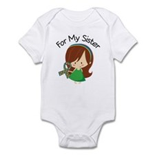 Autism For My Sister Infant Bodysuit