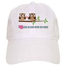 Owl 50th Anniversary Baseball Cap