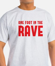 One foot in the rave grave funny music hacienda DJ