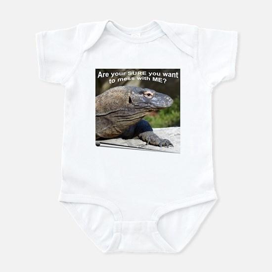 Komodo Dragon Infant Bodysuit