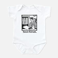 Retro Shoemaker Infant Bodysuit
