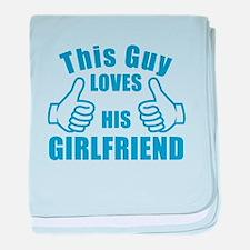 This guy LOVES HIS GIRLFRIEND birthday gift idea b