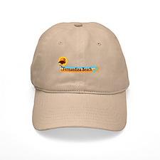 Fernandina Beach - Beach Design. Baseball Cap