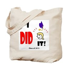 Unique Graduation 2013 Tote Bag