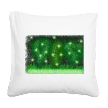 Christmas (13) Square Canvas Pillow