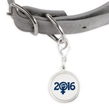2016 Small Round Pet Tag